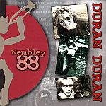 Duran Duran - Wembley 88 (cover)