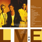 Duran Duran - Big London Thing (back cover)