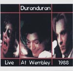 Duran Duran - Live At Wembley (cover)