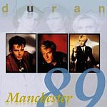 Duran Duran - Live In Manchester 89 (cover)