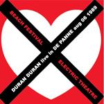 Duran Duran - Belgian Beach Festival (cover)