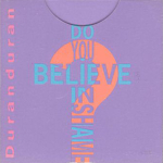 Duran Duran - Do You Believe In Shame? (cover)