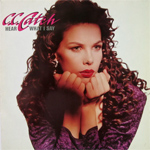 C.C.Catch - Hear What I Say (cover)