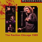 Duran Duran - The Pavilion Chicago 1989 (cover)