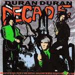 Duran Duran - Decade LP (cover)
