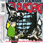Duran Duran - Decade (back cover)