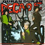 Duran Duran - Decade LP (cover)
