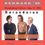 Duran Duran - Skanderborg Festival (back cover)