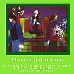 Duran Duran - Detroit 89 (back cover)
