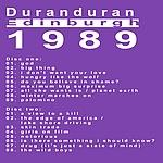 Duran Duran - Edinburgh 89 (back cover)