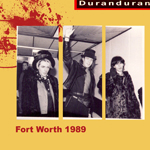 Duran Duran - Fort Worth 1989 (cover)