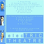 Duran Duran - Electric Theatre - Hong Kong (back cover)