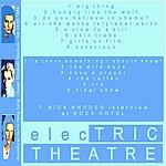 Duran Duran - Electric Theatre - Hong Kong (back cover)