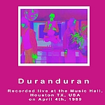 Duran Duran - Houston 89 (back cover)