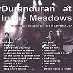 Duran Duran - Irvine Meadows (back cover)