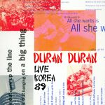 Duran Duran - Live In Korea 89 (cover)