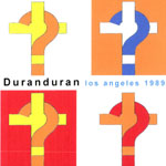 Duran Duran - Los Angeles 1989 (cover)