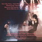 Duran Duran - Liverpool Empire (back cover)