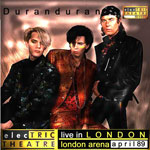 Duran Duran - Electric Theatre - London (cover)