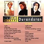 Duran Duran - Electric Theatre - London (back cover)