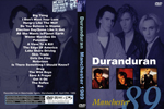 Duran Duran - Manchester 1989 (cover)