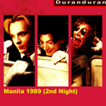 Duran Duran - Manila 1989 (2nd Night) (cover)