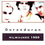 Duran Duran - Milwaukee 89 (cover)