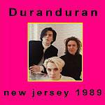 Duran Duran - New Jersey 89 (cover)