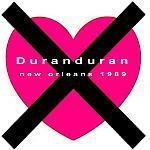 Duran Duran - New Orleans 89 (cover)