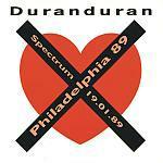 Duran Duran - Philadelphia 89 (cover)