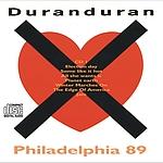 Duran Duran - Philadelphia 89 (back cover)