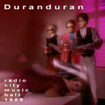 Duran Duran - Radio City Music Hall 1989 (cover)