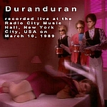 Duran Duran - Radio City Music Hall 1989 (back cover)