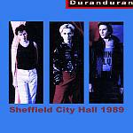 Duran Duran - Sheffield City Hall 1989 (cover)