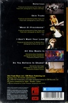 Duran Duran - 6ix By 3hree (back cover)