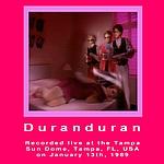 Duran Duran - Tampa 1989 (back cover)