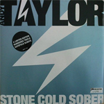 "Andy Taylor - Stone Cold Sober 12"" (cover)"