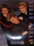 Duran Duran - Calendar 1990 (cover)
