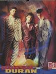 Duran Duran - Calendar 1991 (cover)