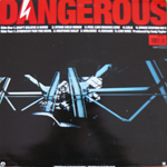 Andy Taylor - Dangerous LP (back cover)