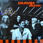 Duran Duran - Liberty LP (cover)