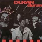 Duran Duran - Liberty LP (cover)