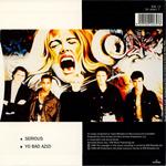 "Duran Duran - Serious 7"" (back cover)"