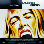 Duran Duran - Serious (back cover)