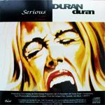 Duran Duran - Serious (back cover)