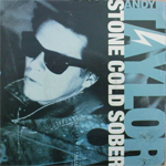 "Andy Taylor - Stone Cold Sober 7"" (cover)"