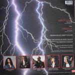 Thunder - Dirty Love (back cover)