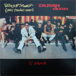 "Duran Duran - Violence Of Summer 12"" (cover)"