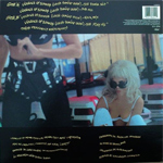 """Duran Duran - Violence Of Summer 12"""" (back cover)"""
