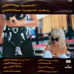 """Duran Duran - Violence Of Summer 7"""" (back cover)"""